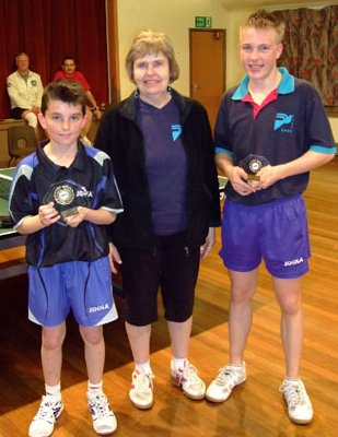 Junior Finalists 2010